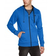 Under Armour Storm Rival Zipped Blue