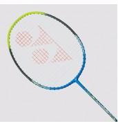 Yonex Nanoray Junior Badminton Racket (Sonic Blue)