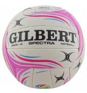 Gilbert Spectra Match Netball (Purple)