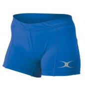 Gilbert Eclipse II Netball Shorts (Royal)