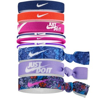 Nike Mixed Ponytail 9 Pack