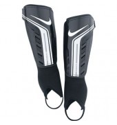 Nike Youth Shield Shin Guard (Black/Black/White)