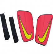 Nike Hard Shell Slip-In Guard (Hyper Punch/Black/Volt)