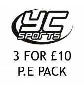Pontprennau 3 For £10 PE Pack