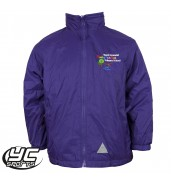Pontprennau Reversible Purple Jacket
