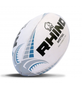 Rhino Mistral No Grip Training Rugby Ball