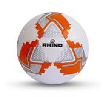 Rhino Maracana Football WHITE/ORANGE S3