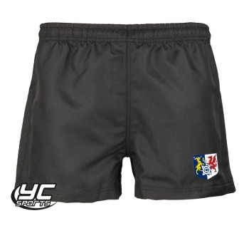 Cantonian High School Rugby Short New for 2017
