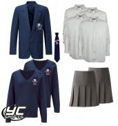 Cardiff Academy Girls pack 3