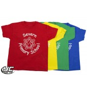 Severn PE T-shirt RED