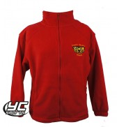 Mount Stuart Primary School Red Fleece
