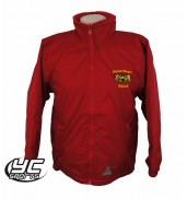 Mount Stuart Primary School Reversible Red Jacket