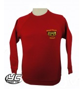 Mount Stuart Primary School  Red Sweatshirt