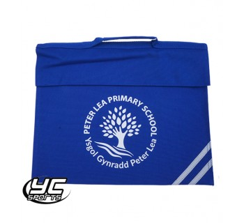 Peter Lea Primary School Bookbag