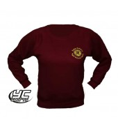 Radyr Primary School sweatshirt CLARET
