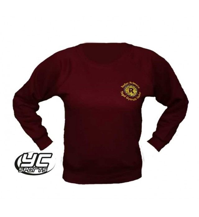 East Orange Stem Academy Homepage: Radyr Primary School Sweatshirt CLARET