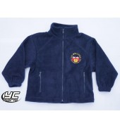 St Mellons Fleece NAVY