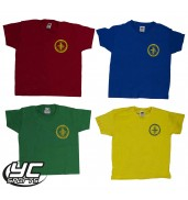 All Saints PE T-Shirt (Choose House Colour)