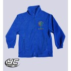 Allensbank Primary School Fleece ROYAL