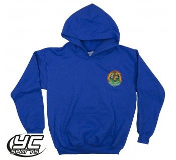 Bryn Hafod Year 6 Royal Hooded Sweatshirt