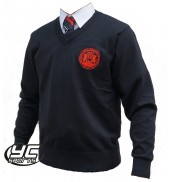 2019 Cardiff High School Fitted Jumper