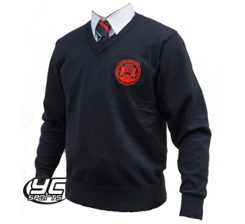 Cardiff High School Fitted Jumper