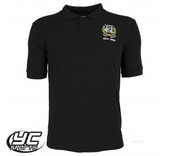 Cardiff High 6th Form Polo (Junior Sizes, Choose Your Colour)
