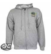 Cardiff High 6th Form Light Grey Hoodie