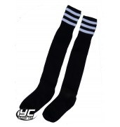 Cardiff High School sock BLACK/WHITE Mens