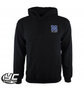 Cantonian High School Girls Black PE Hoodie