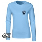 Cardiff High 6th Form fitted T-Shirt long sleeve