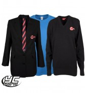 Cardiff 6th form Year 12 Girls 1/2 Pack