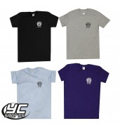 Cardiff High 6th Form Boys T-Shirt (Choose Your Colour)