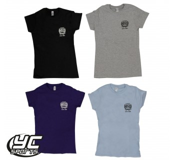 Cardiff High 6th Form Girls T-Shirt (Choose Your Colour)