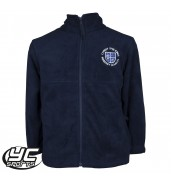 Christ The King Navy Fleece