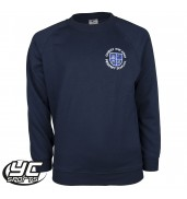 Christ The King Navy Sweatshirt