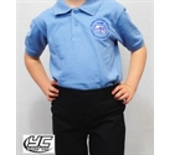 Coryton Primary School Sky Polo (Junior Sizes)