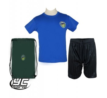 Cwrt Rawlin Primary School PE Set