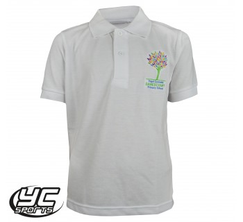 Danescourt Primary School Polo White