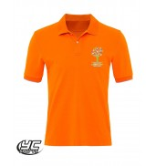 Danescourt Primary School Polo Orange