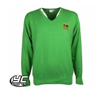 Fitzalan High School Girls Jumper (Lower, Emerald for Lower)