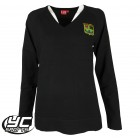 Fitzalan High School Girls Jumper (Choose Emerald for Lower, Black for Upper)