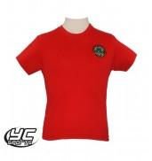 Ysgol Glan Ceubal Red PE T-Shirt