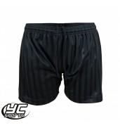 Cwrt Rawlin Black Shadow Stripe Shorts