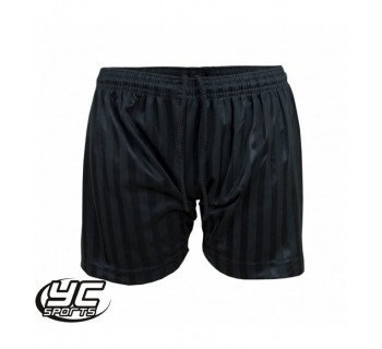 Ysgol Glan Morfa Shadow Stripe Short BLACK