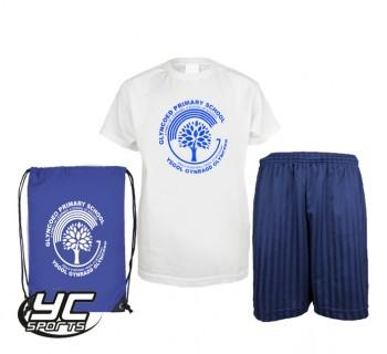 Glyncoed Primary School PE set