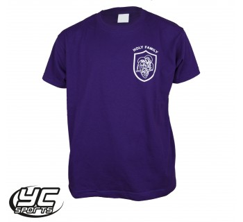 Holy Family Primary School PE T Shirt