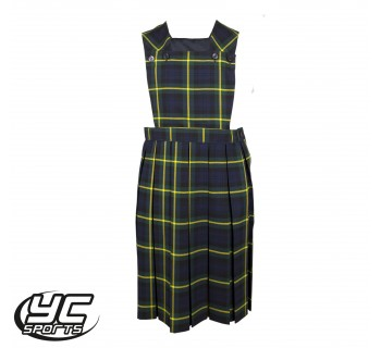 Kings Monkton Tartan Pinafore
