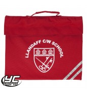 Llandaff City Church In Wales Primary School Bookbag