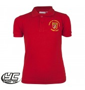 Llandaff City Church In Wales Primary School Polo (Choose Your Colour)